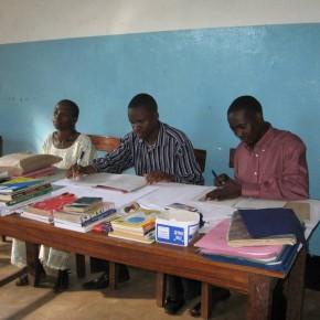 Dreikönigsklausur in Dar Es Salaam, Jänner 2016