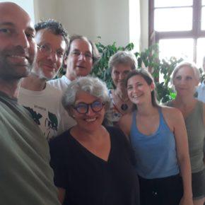 Treffen aller Mitreisenden der Vereinsreise nach Itete